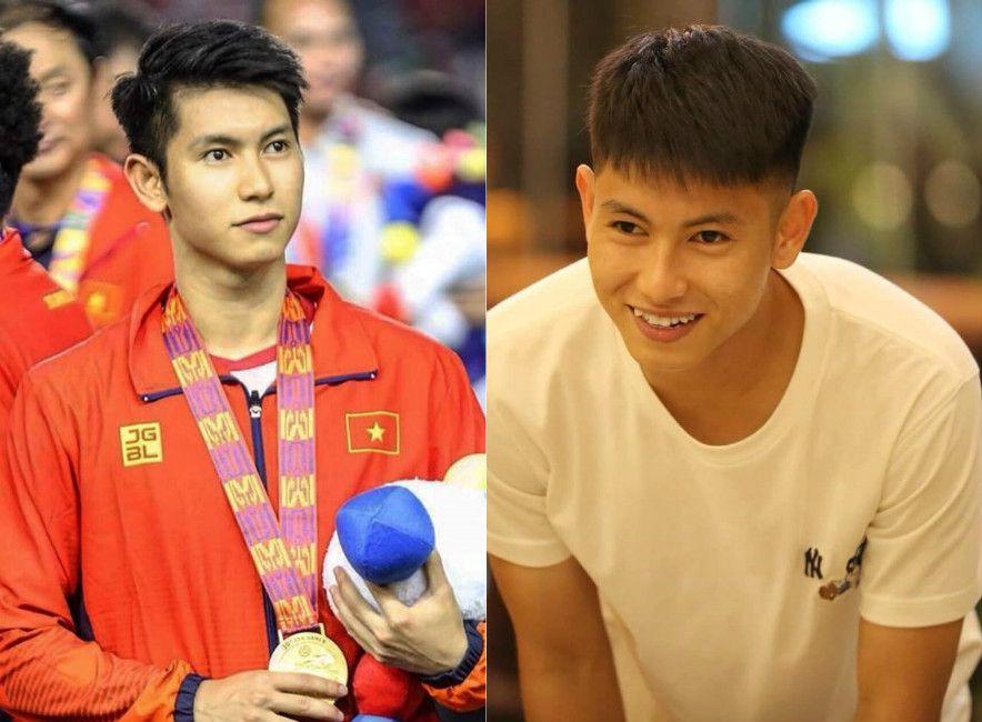 Chuyện chưa kể về hot boy mới nổi của U22 Việt Nam tại SEA Games 30 - 2