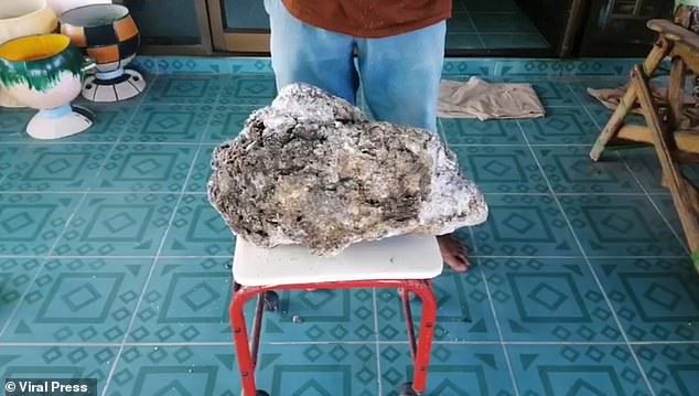 Nhặt rác trên bãi biển, tình cờ tìm thấy vật quý giá 16,7 tỉ đồng - 2