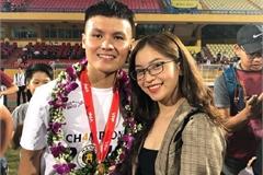Dân mạng tiếc nuối chuyện tình 3 năm của Quang Hải - Nhật Lê