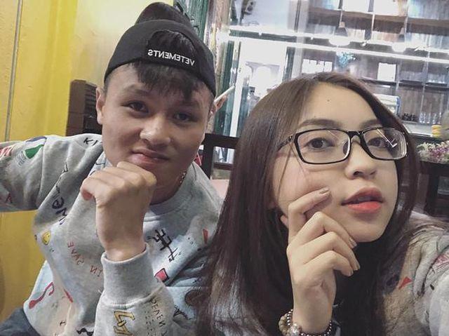 Dân mạng tiếc nuối chuyện tình 3 năm của Quang Hải - Nhật Lê - 2