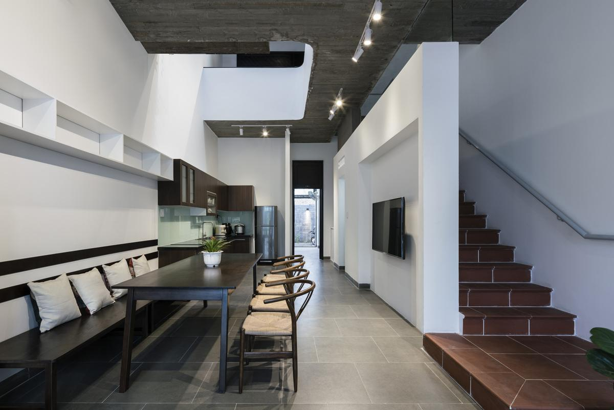 """Cận cảnh căn nhà ở TP HCM lọt """"top"""" những thiết kế ấn tượng thế giới 2019 - 8"""