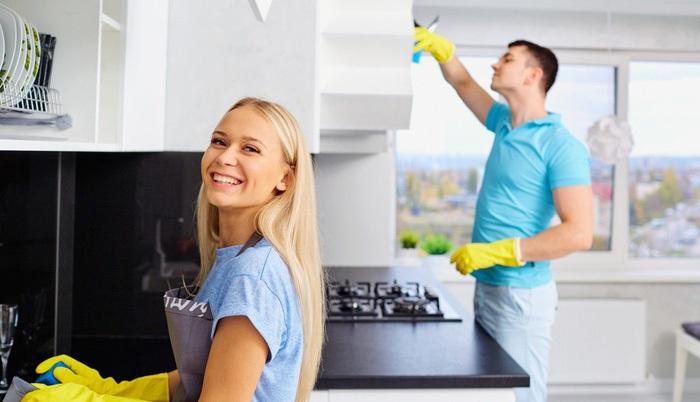 Khi đàn ông chia sẻ việc nhà, gia đình sẽ hạnh phúc hơn - 2