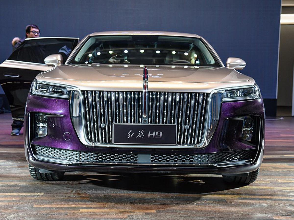 Hongqi H9 có gì để thách đấu bộ 3 xe sang Đức? - 5