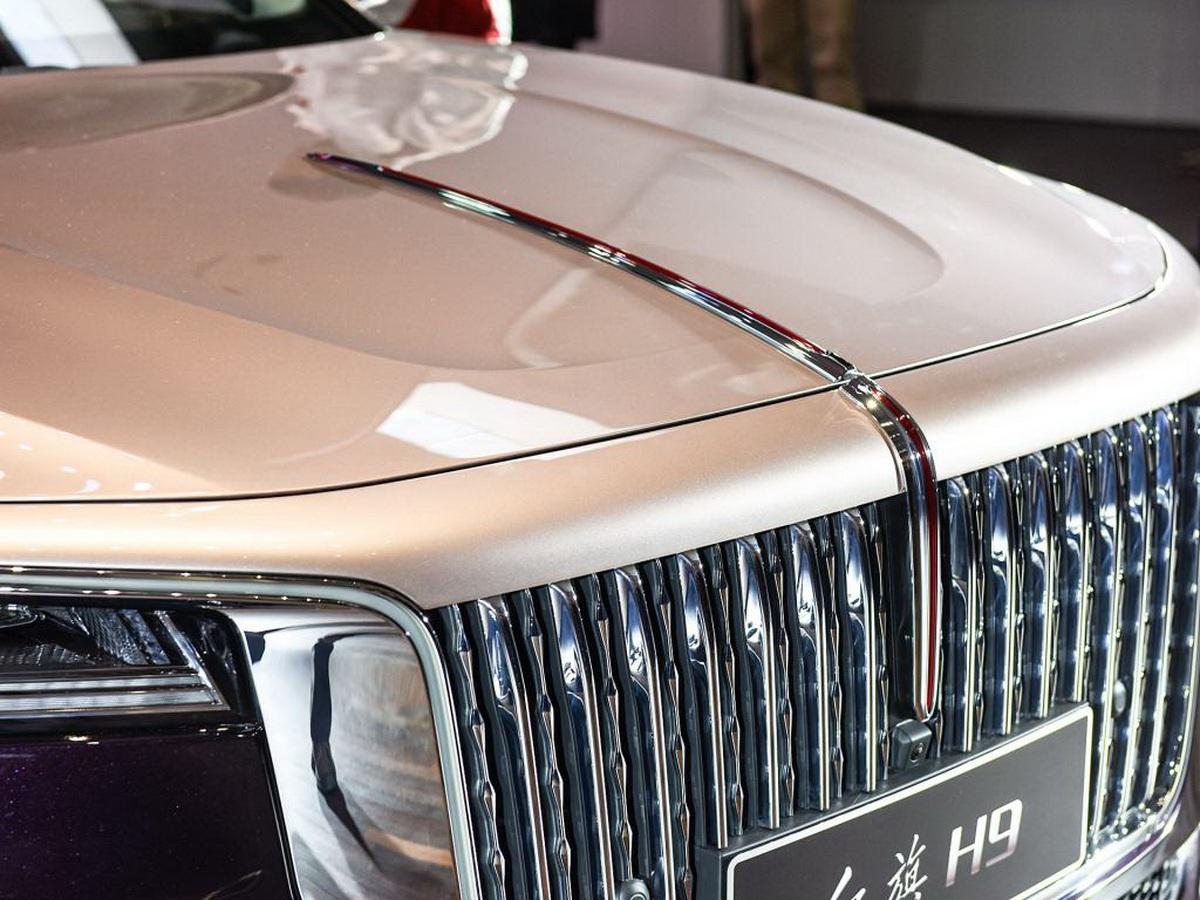 Hongqi H9 có gì để thách đấu bộ 3 xe sang Đức? - 3