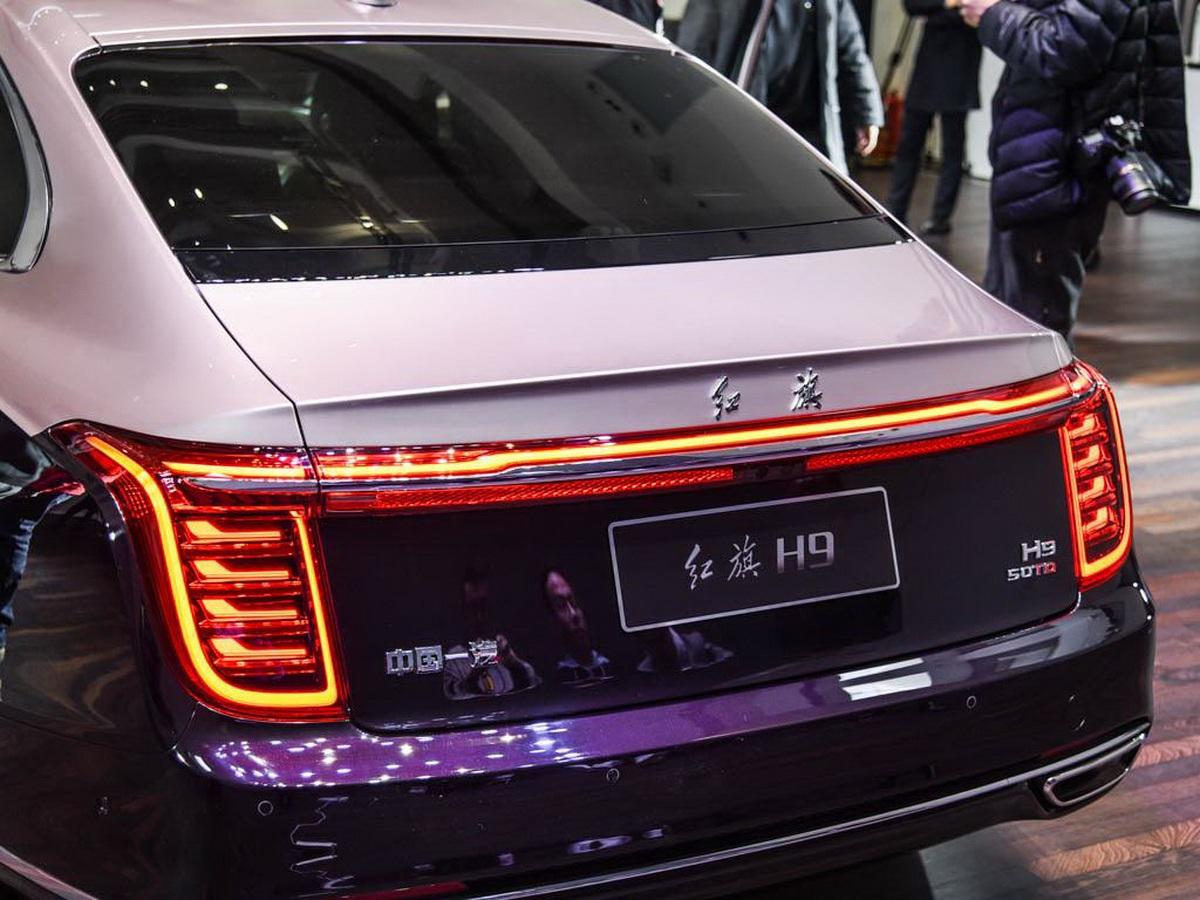 Hongqi H9 có gì để thách đấu bộ 3 xe sang Đức? - 2