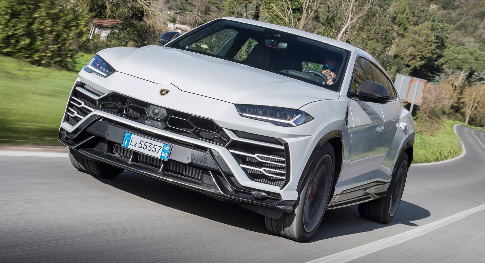 Mẫu xe nào của Lamborghini đang bán chạy nhất? - 1