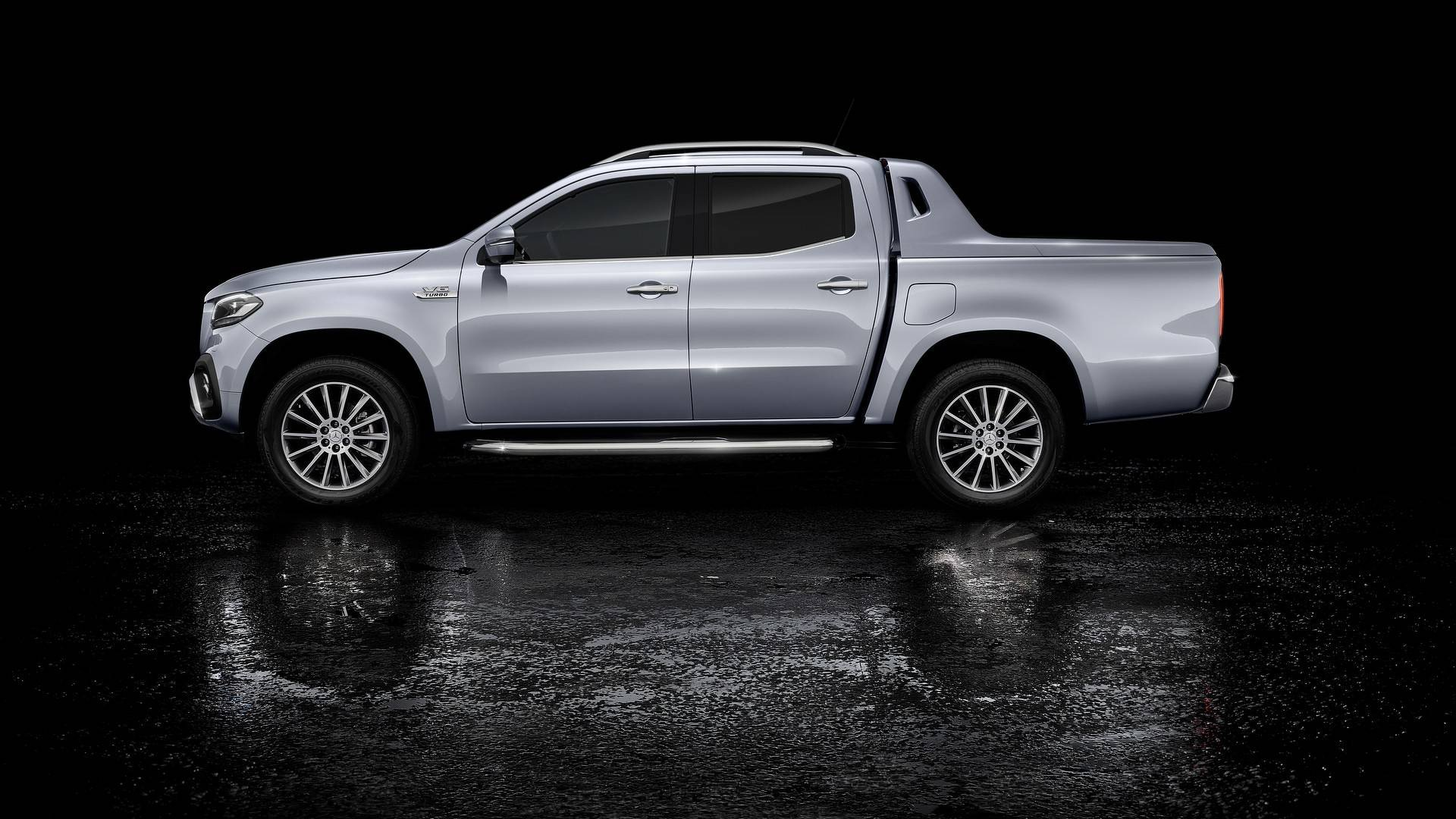 Lý do gì khiến Mercedes-Benz ngừng sản xuất xe bán tải X-Class? - 1