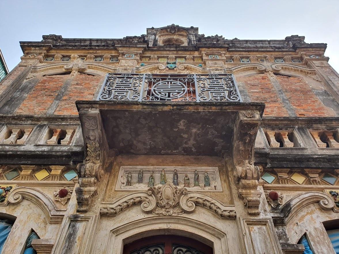 Căn biệt thự Pháp cổ 100 tuổi của đại gia làng miến nức tiếng Hà Nội xưa - 7