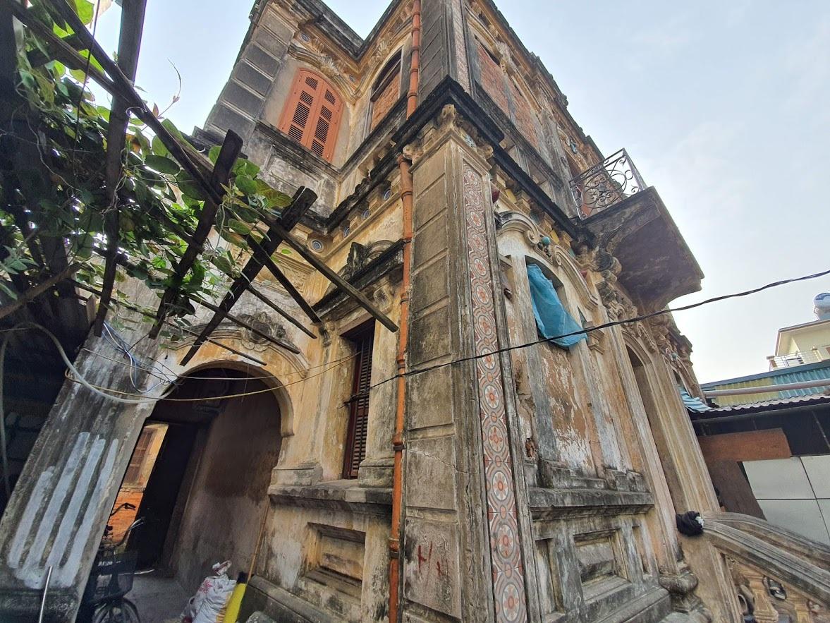 Căn biệt thự Pháp cổ 100 tuổi của đại gia làng miến nức tiếng Hà Nội xưa - 11