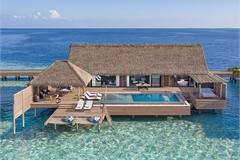 Những 'mảnh thiên đường bé nhỏ riêng' tại Maldives