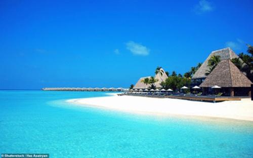 """Những """"mảnh thiên đường bé nhỏ riêng"""" tại Maldives - 2"""