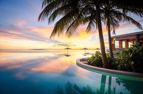 """Những """"mảnh thiên đường bé nhỏ riêng"""" tại Maldives - 6"""