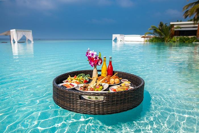 """Những """"mảnh thiên đường bé nhỏ riêng"""" tại Maldives - 7"""