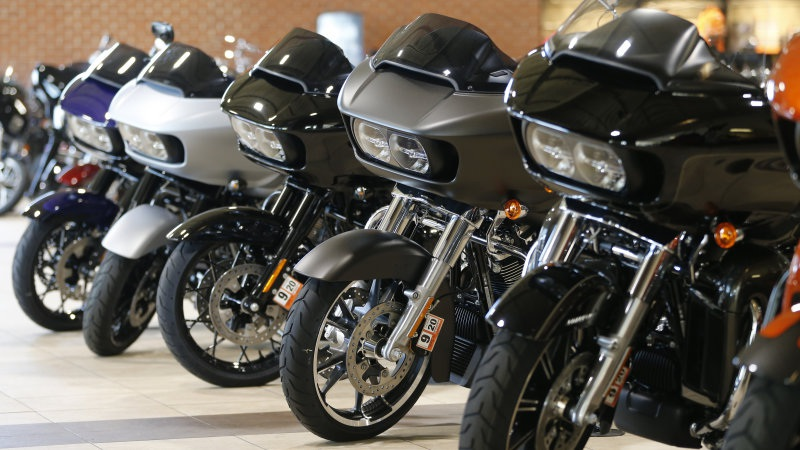 CEO của Harley-Davidson từ chức - 1