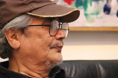 Hoạ sĩ Trần Lưu Hậu qua đời ở tuổi 92 - 1
