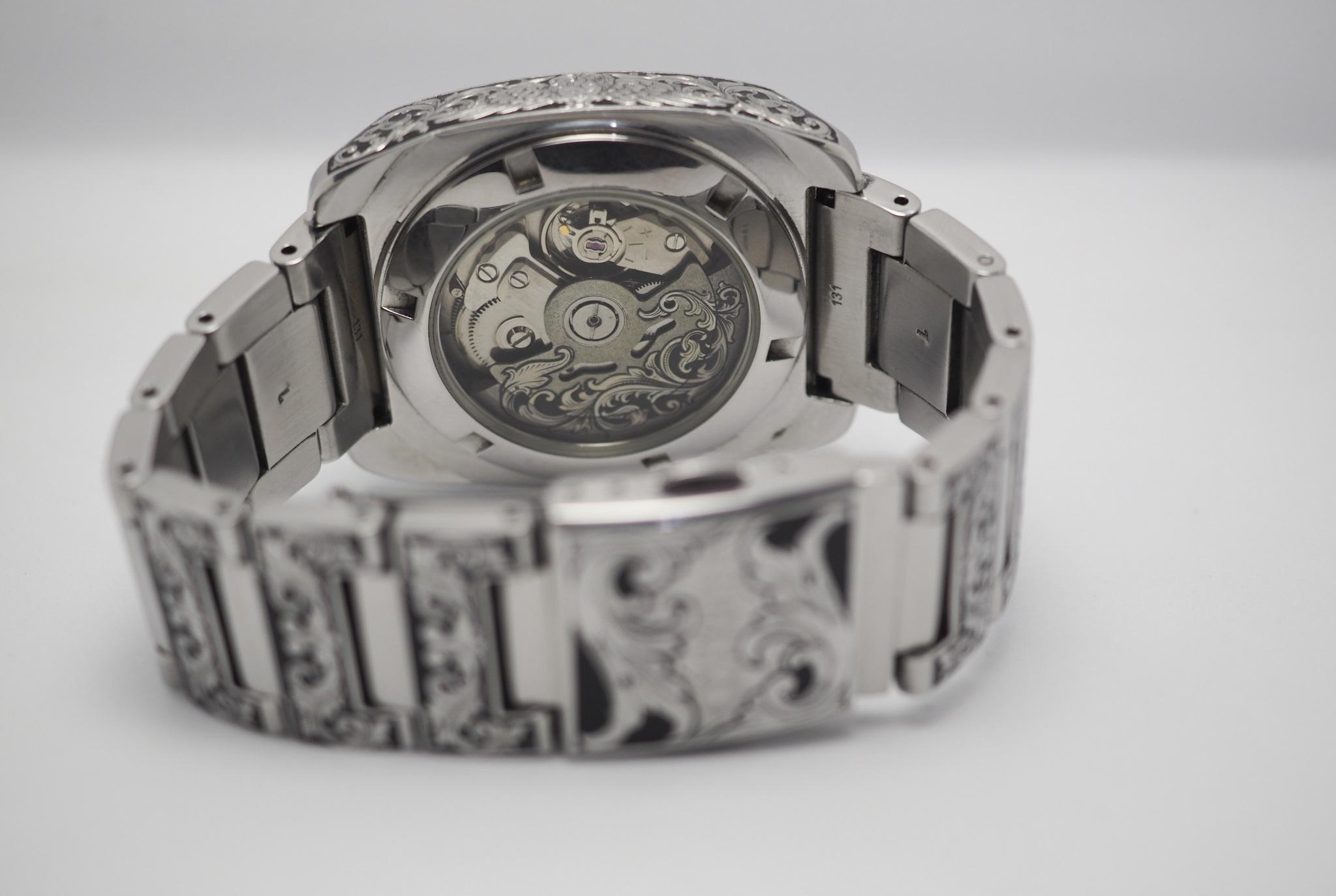 Độc đáo nghề chạm khắc đồng hồ ở Hà Nội - 14