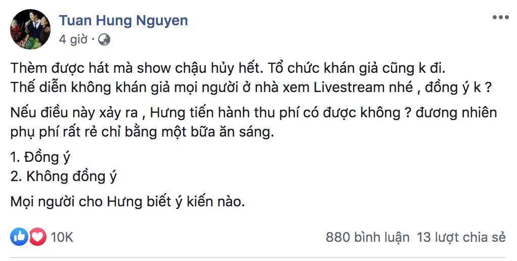 Showbiz Việt lao đao vì dịch: Người hát livestream, kẻ cuốc đất, trồng cây - 2