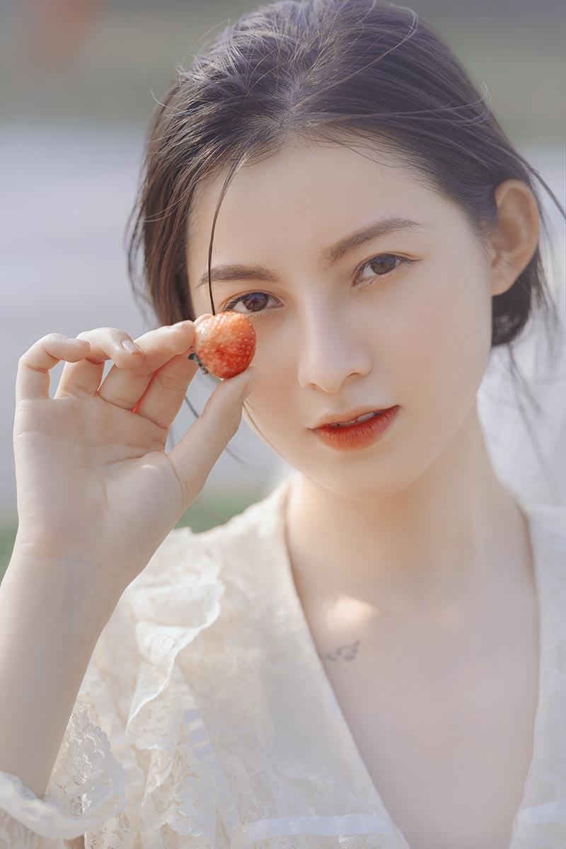 Xao xuyến vẻ đẹp trong veo như sương mai của cô gái Bắc Giang - 5