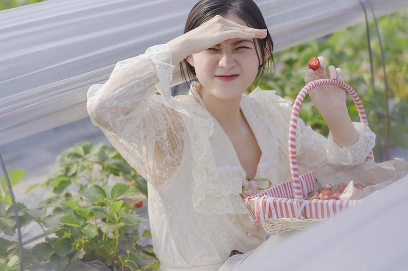 Xao xuyến vẻ đẹp trong veo như sương mai của cô gái Bắc Giang - 7