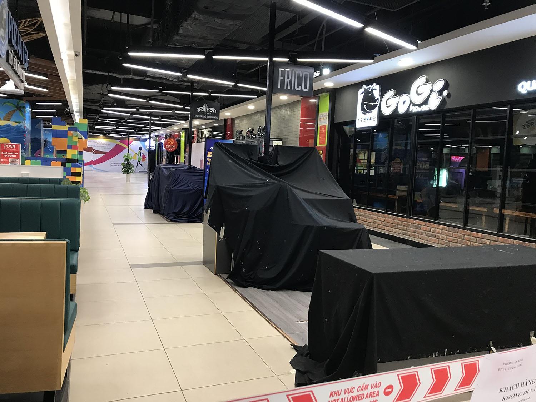Các khu chợ sinh viên ở Hà Nội đồng loạt đóng cửa phòng dịch Covid-19 - 7