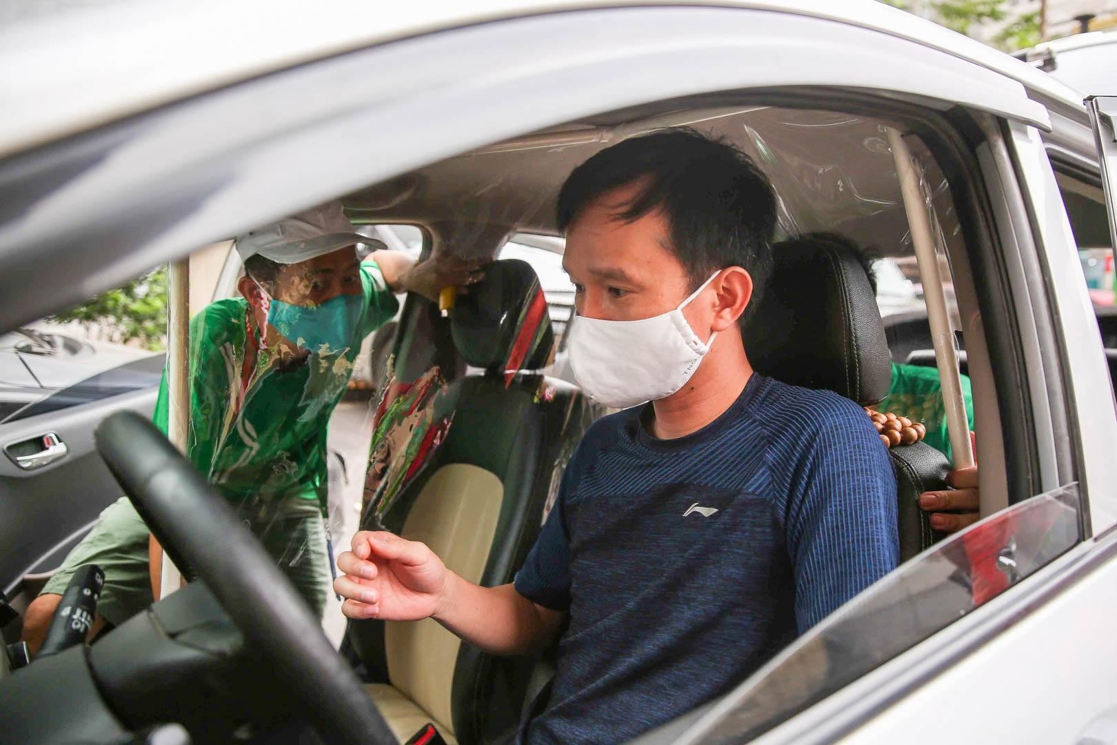 Chiêu độc của cánh lái xe taxi trong thời dịch Covid-19 - 9