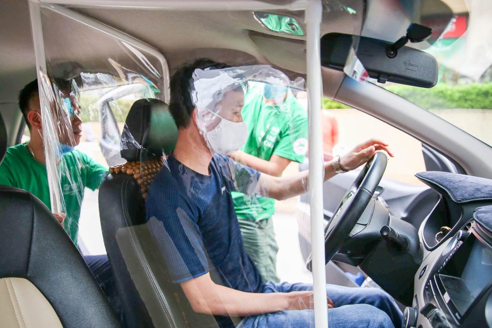 Chiêu độc của cánh lái xe taxi trong thời dịch Covid-19 - 3