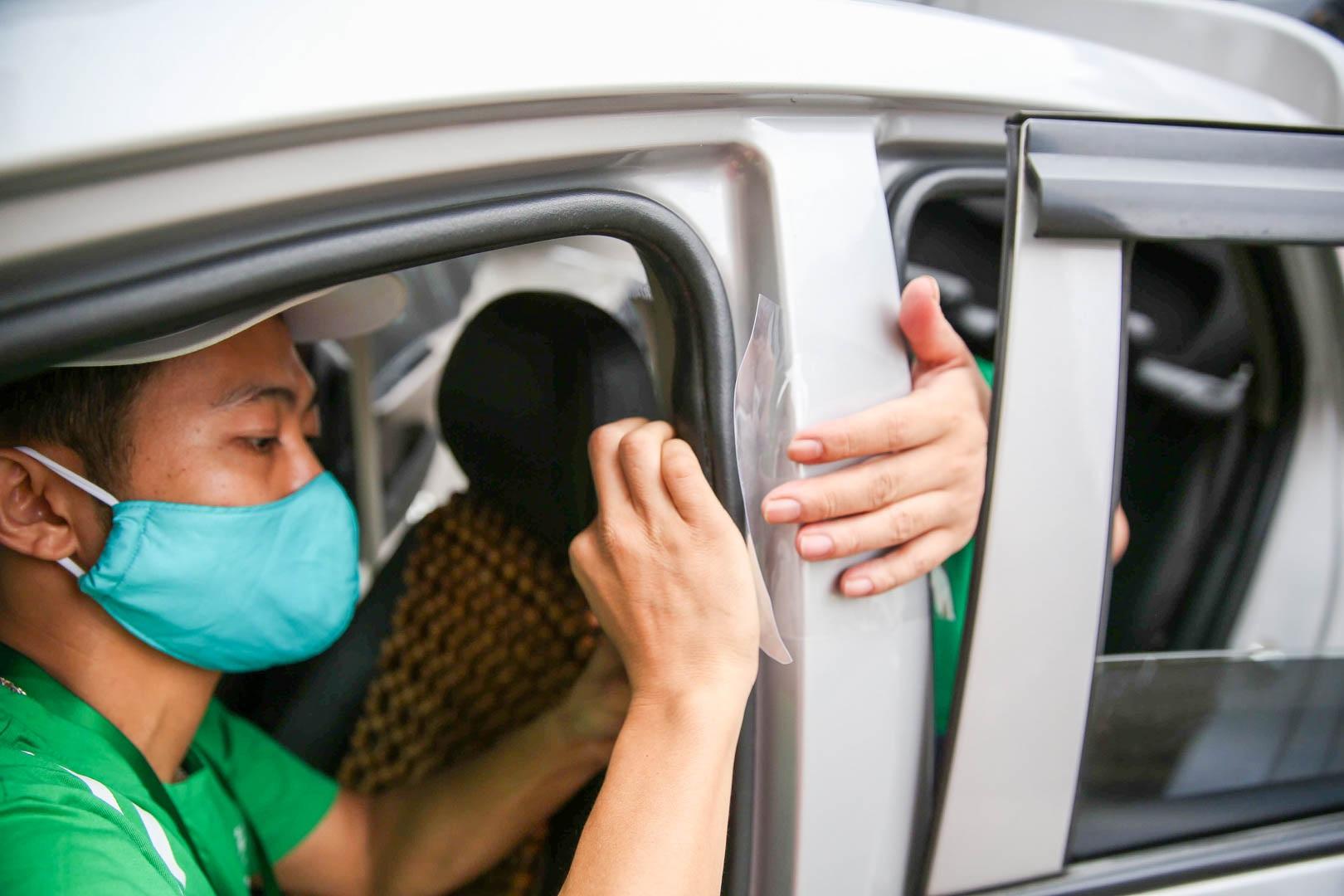 Chiêu độc của cánh lái xe taxi trong thời dịch Covid-19 - 5