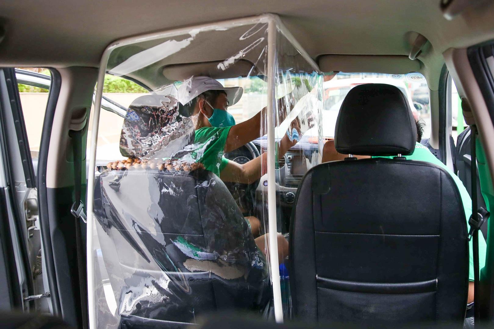 Chiêu độc của cánh lái xe taxi trong thời dịch Covid-19 - 10
