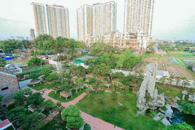 Lạc bước vào những khu vườn đắt giá như vàng ròng của các đại gia Việt - 1