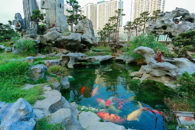Lạc bước vào những khu vườn đắt giá như vàng ròng của các đại gia Việt - 3