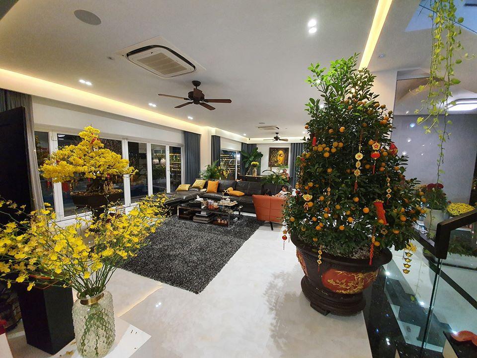 Biệt thự hoành tráng như khu nghỉ dưỡng cao cấp của gia đình Vũ Thu Phương - 26
