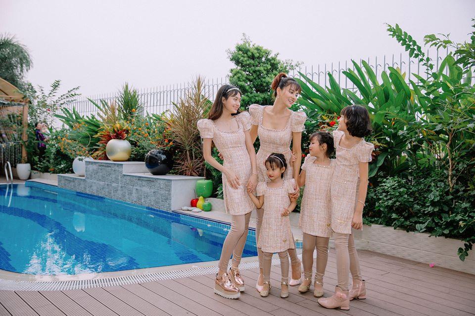 Biệt thự hoành tráng như khu nghỉ dưỡng cao cấp của gia đình Vũ Thu Phương - 4