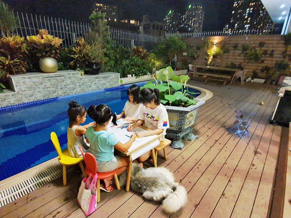 Biệt thự hoành tráng như khu nghỉ dưỡng cao cấp của gia đình Vũ Thu Phương - 6