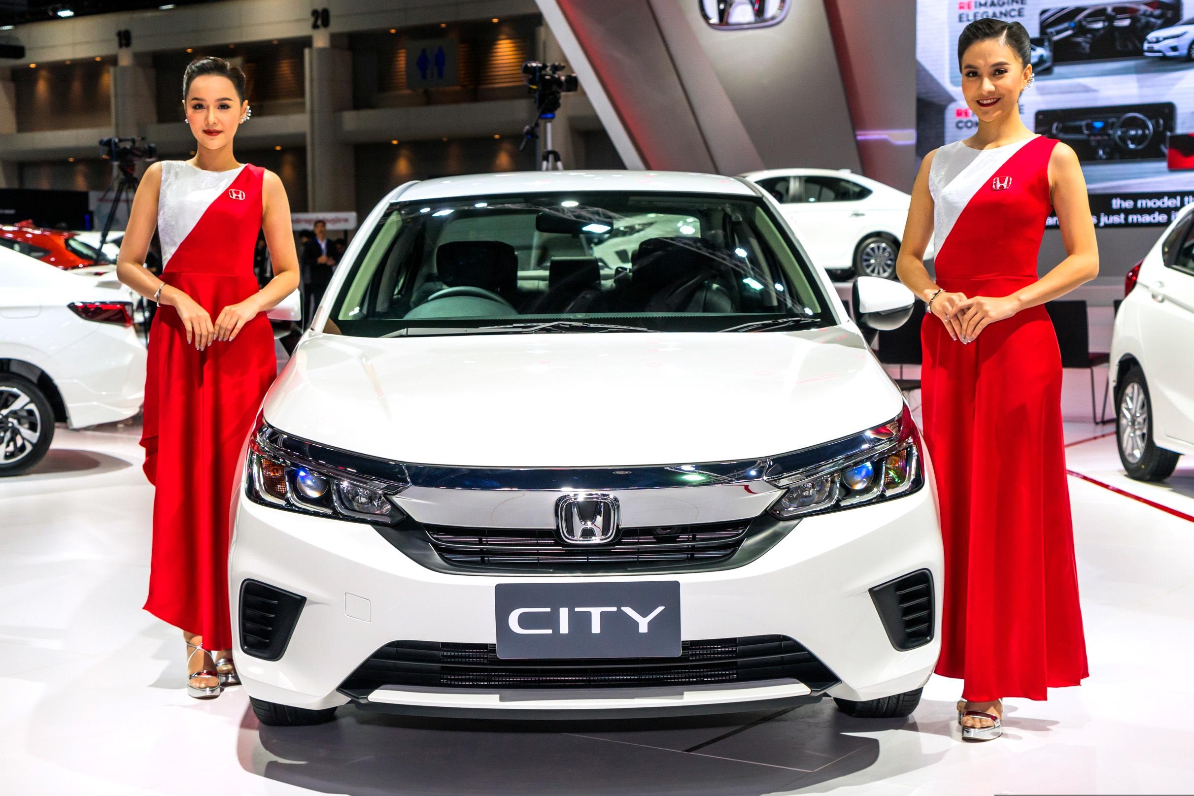 Honda City 2020 sẵn sàng có mặt tại... Ấn Độ - 1