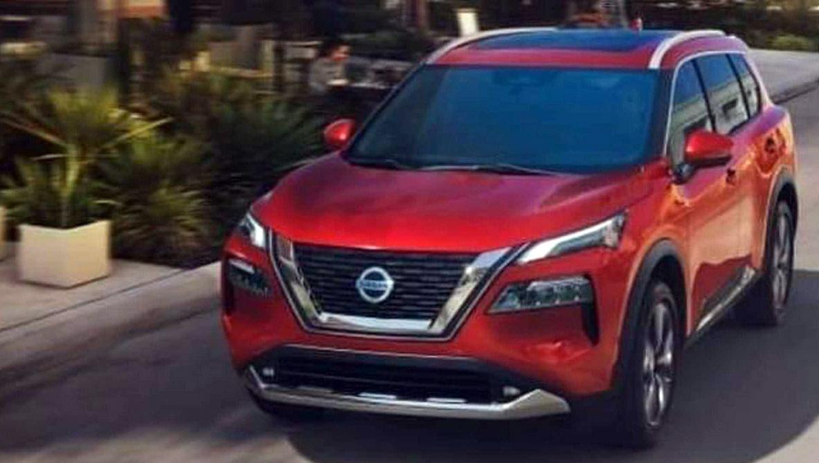 Nissan X-Trail thế hệ thứ tư đã sẵn sàng? - 1