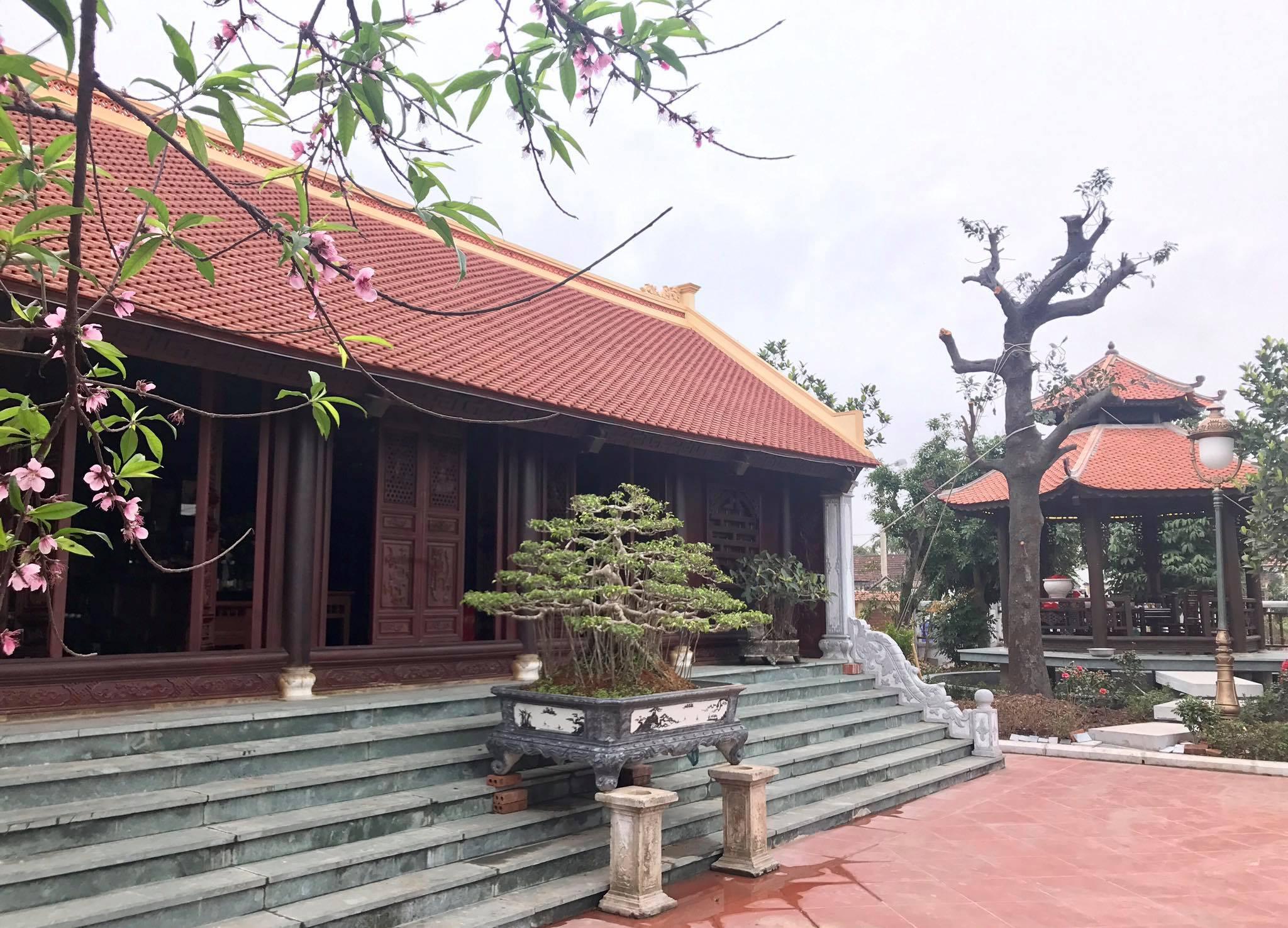 Cận cảnh nhà cổ trăm tuổi toàn bằng gỗ quý, đẹp hiếm có ở Nam Định - 9
