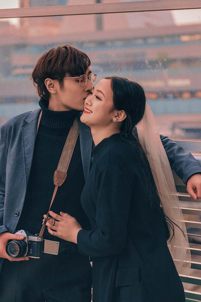 Chuyện tình ngọt ngào của cặp đôi Việt ở xứ sở hoa anh đào - 8