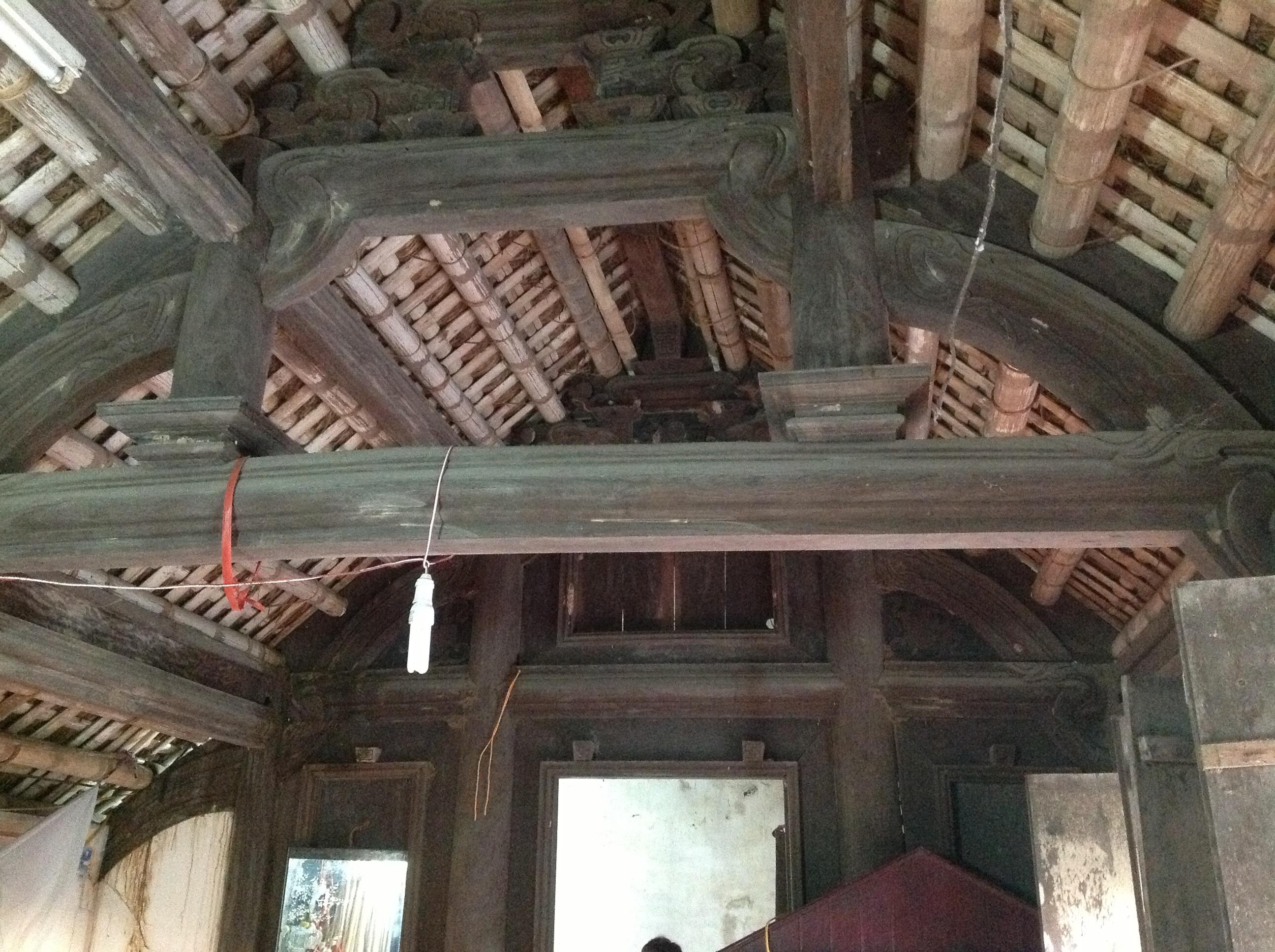 Cận cảnh nhà cổ trăm tuổi toàn bằng gỗ quý, đẹp hiếm có ở Nam Định - 3
