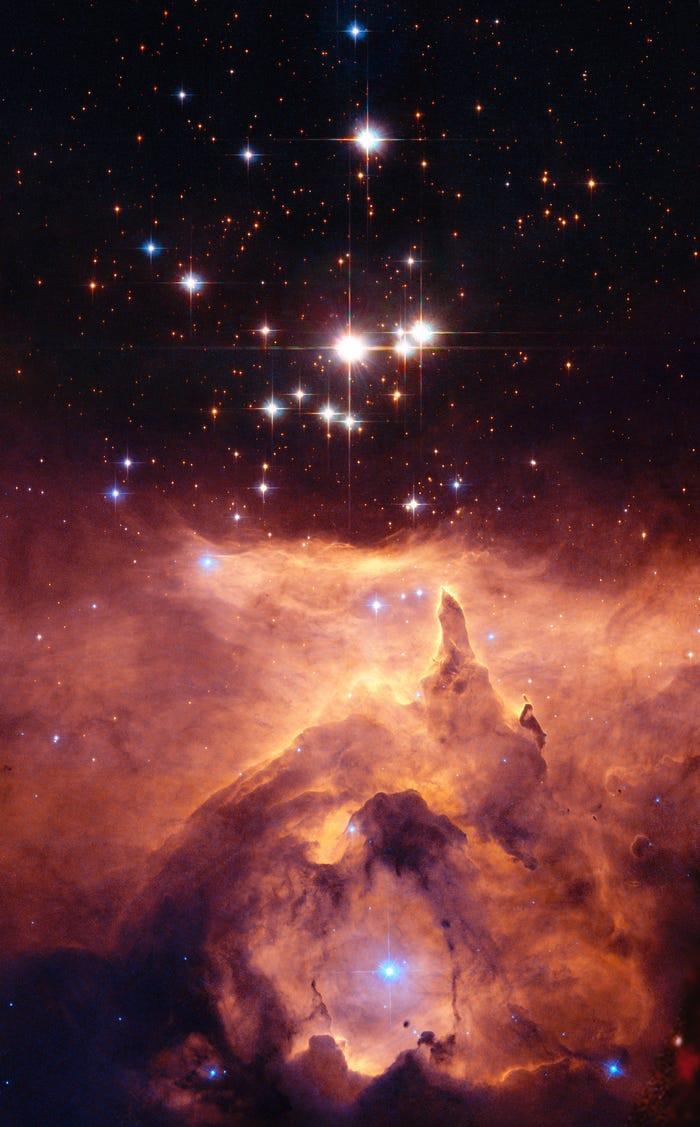 23 bức ảnh tuyệt đẹp gửi đến từ Vũ trụ - 5