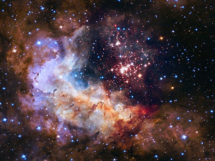 23 bức ảnh tuyệt đẹp gửi đến từ Vũ trụ - 10