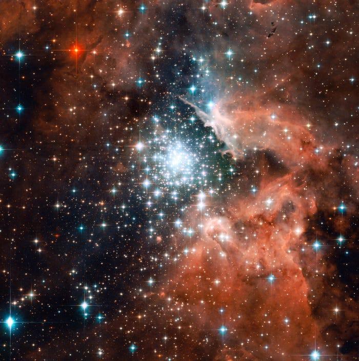 23 bức ảnh tuyệt đẹp gửi đến từ Vũ trụ - 19
