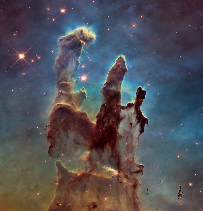 23 bức ảnh tuyệt đẹp gửi đến từ Vũ trụ - 22