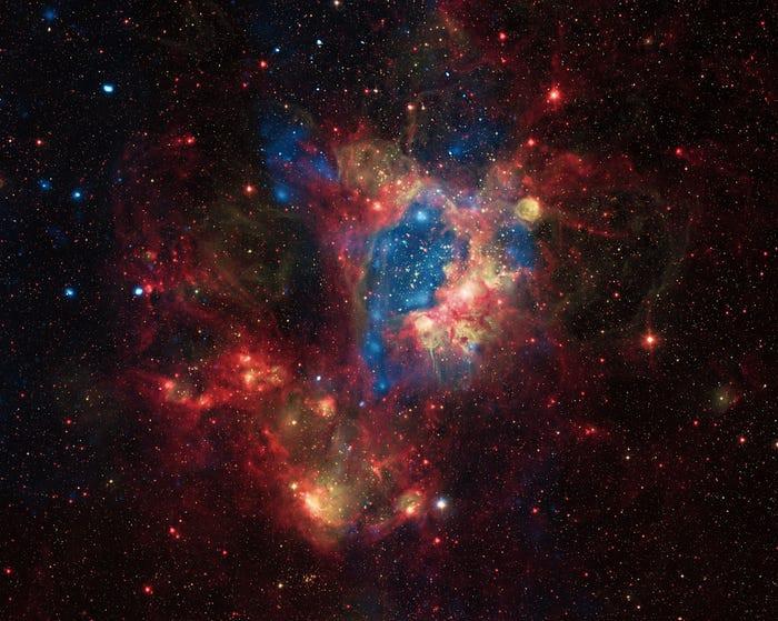 23 bức ảnh tuyệt đẹp gửi đến từ Vũ trụ - 23