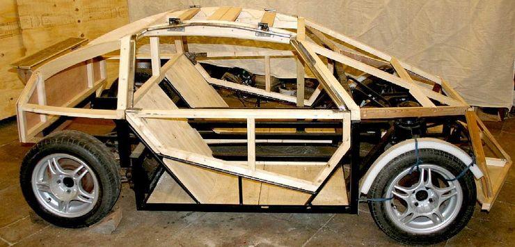 Những chiếc ô tô bằng gỗnổi nhất thế giới - 8