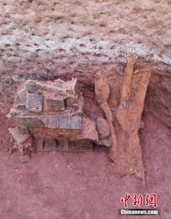 Xây công viên phát hiện hơn 6000 ngôi mộ cổ từ nhiều triều đại - 3
