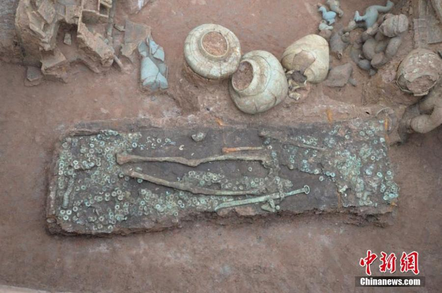 Xây công viên phát hiện hơn 6000 ngôi mộ cổ từ nhiều triều đại - 4