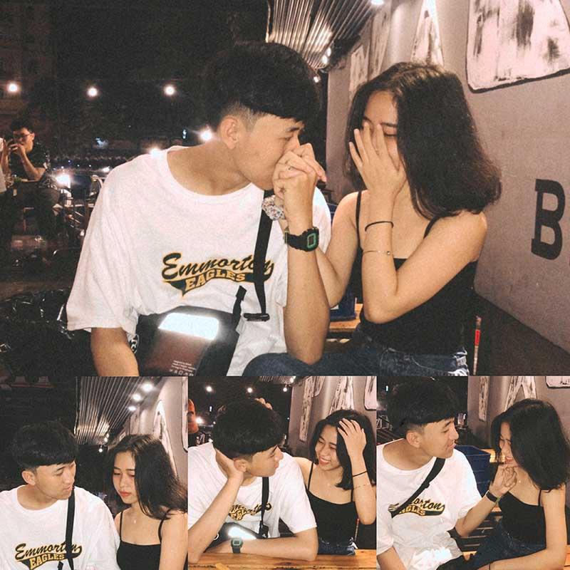 """Chuyện tình đáng yêu của cô gái """"nấm lùn"""" 1m52 và chàng trai 1m83 - 6"""