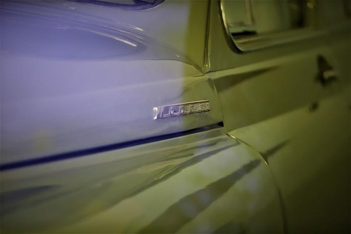Thân xe Pobeda với những chi tiết, thiết kế ấn tượng.