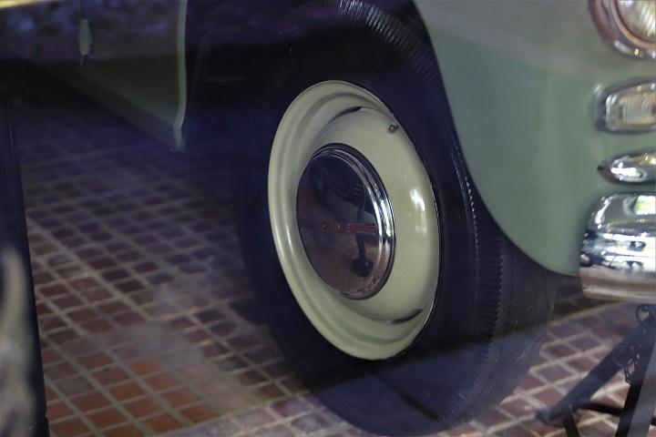 Ngắm nhìn những chiếc ô tô đã từng được phục vụ Bác Hồ - 12