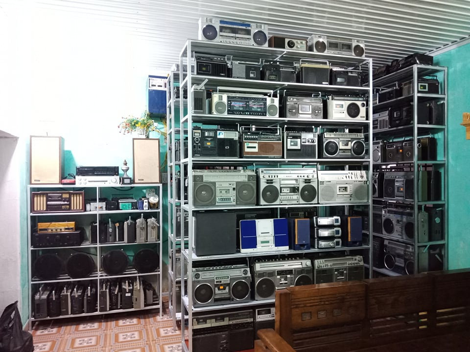 Bộ sưu tập cassette cũ trị giá gần 300 triệu đồng của tay chơi Hà Nam - 2